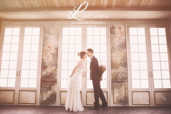 婚禮攝影師推薦:台北婚攝JETAIME