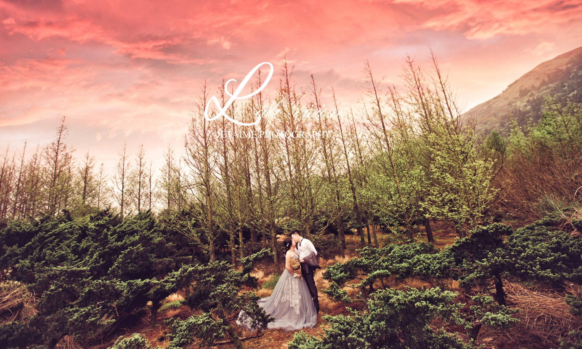 婚攝Jetaime/婚禮攝影/自助婚紗/台湾婚纱摄影师