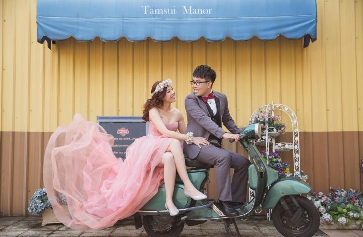 小品婚紗攝影-婚攝JETAIME