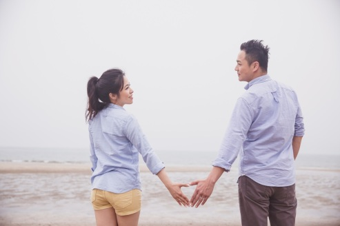 自然浪漫便服婚紗-婚攝Jetaime