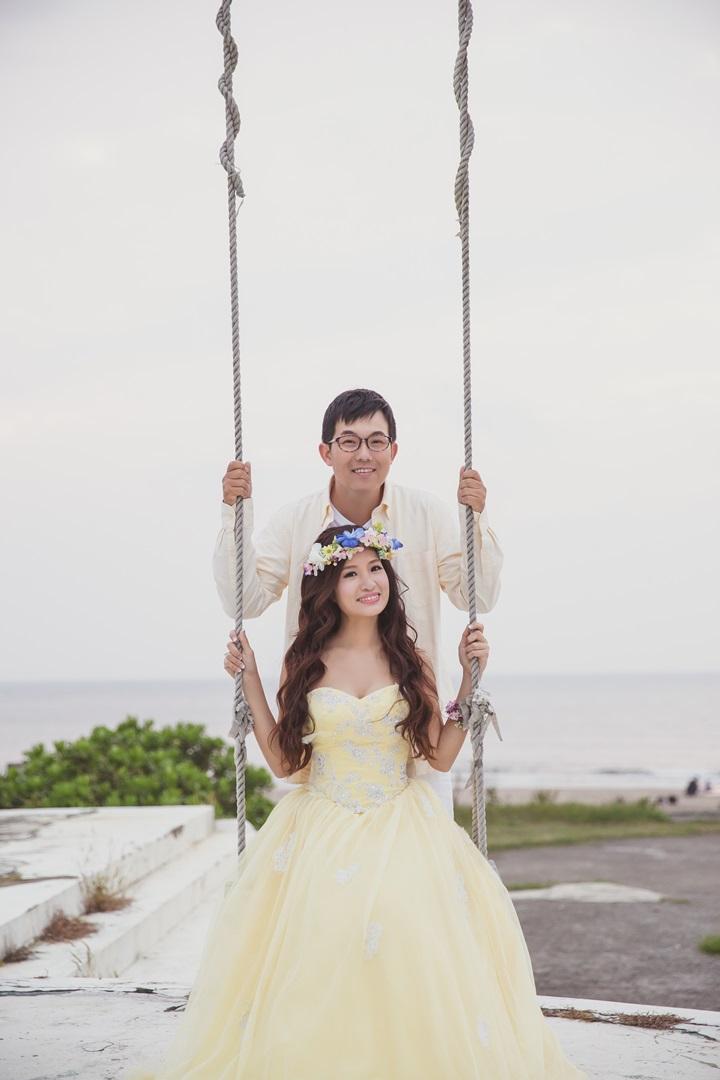 台北自助婚紗-婚攝Jetaime