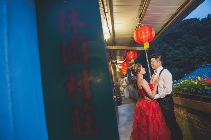 懷舊婚紗照-台北婚攝Jetaime