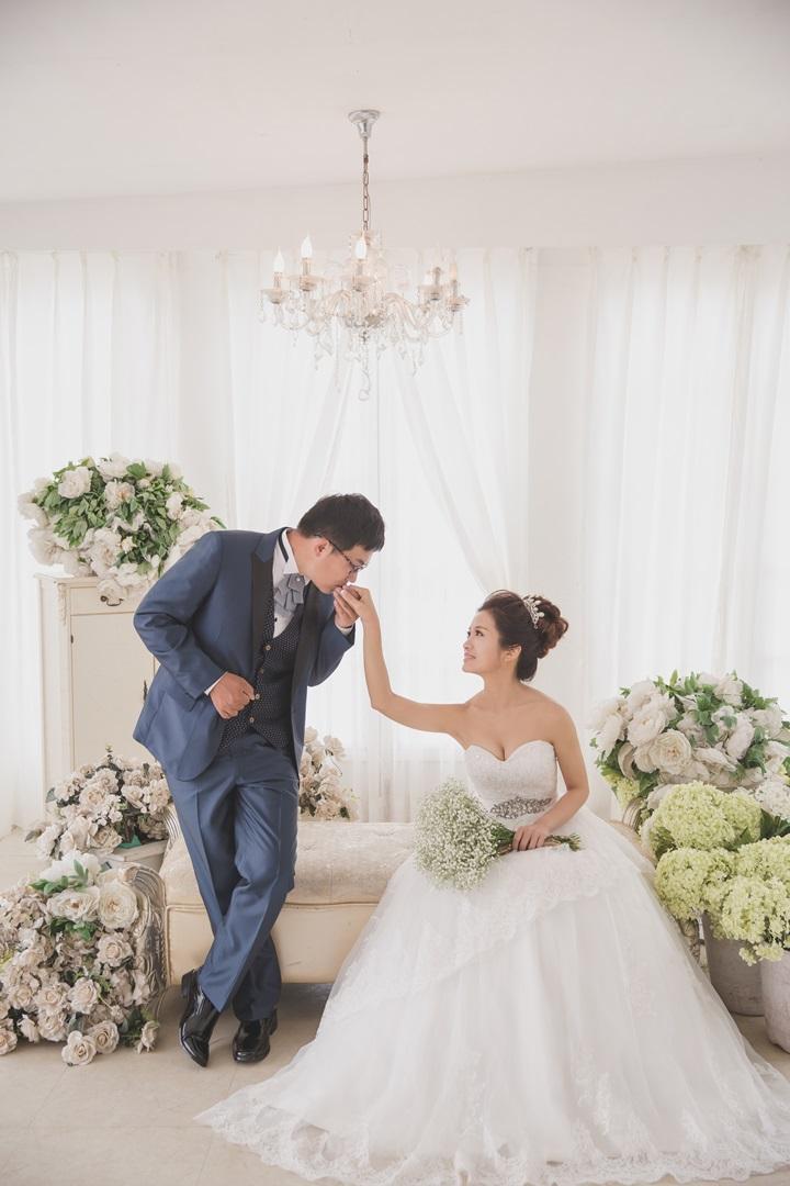 台北手工婚紗-婚攝Jetaime