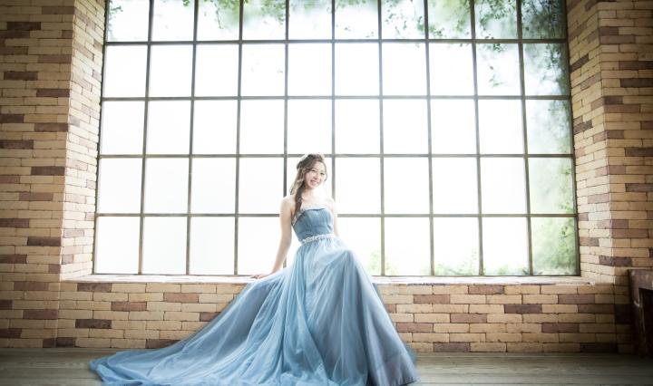 婚紗照與逆光攝影LOMO風格