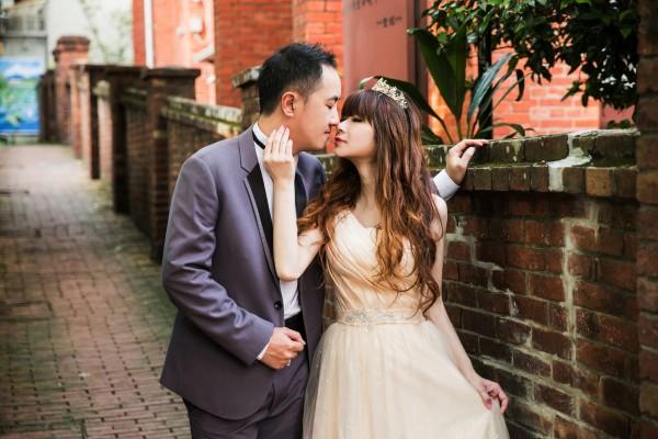 歐式建築婚紗|教堂婚紗照|婚紗攝影-台北婚攝Jetaime